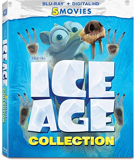 Ice Age 5-Movie Collection ONL...