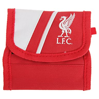 Liverpool FC - Billetera/ Monedero/ Cartera de tela con ...