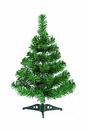 Table Top Christmas Tree with Stand (45cm) by UK Christmas World ...