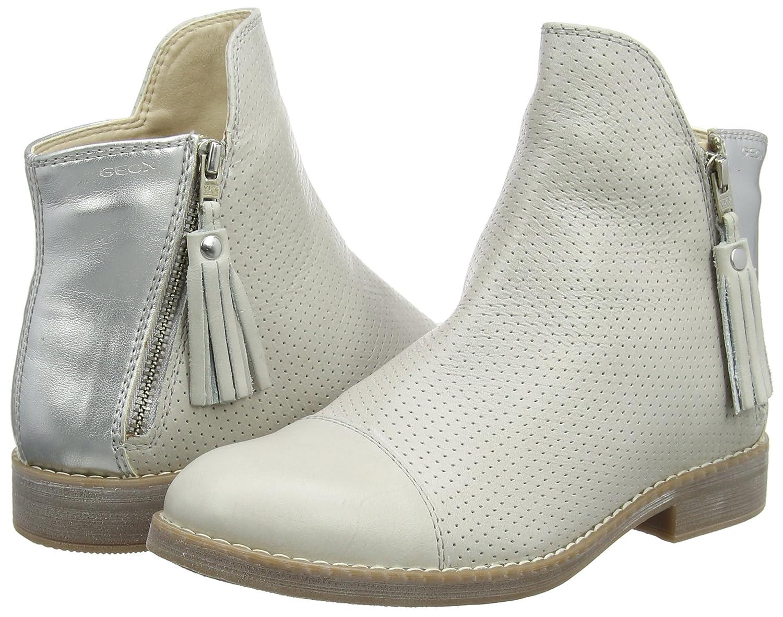 Aditivo Supone vendaje  Geox Jr Agata A Botines para Niñas Zapatos y complementos Zapatos