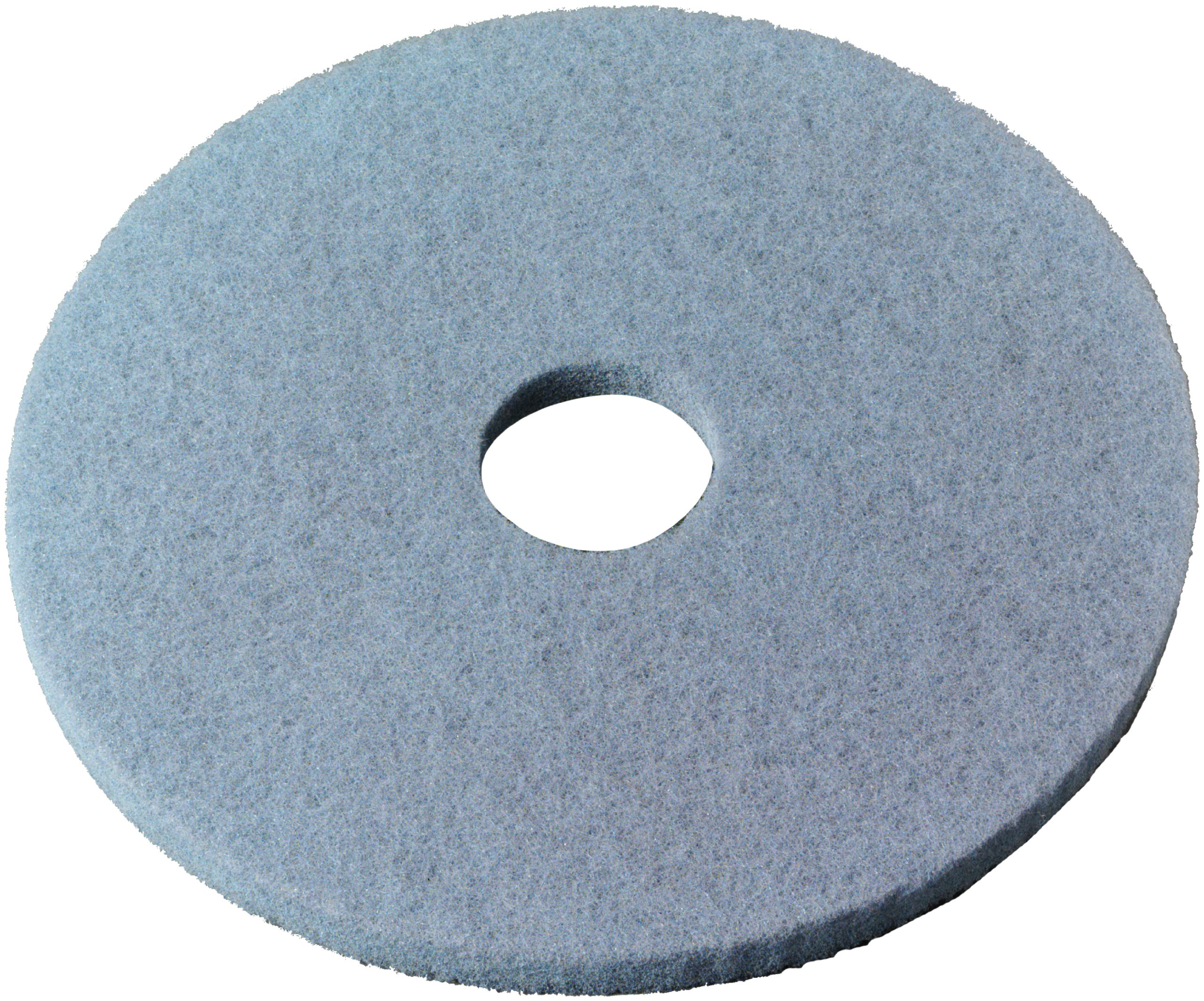 3M Aqua Burnish Pad 3100, 27'' x 1/4'' (Case of 5) by 3M