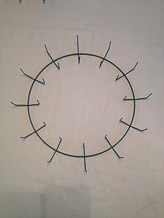 12 inch wreath form qty 10 12 wire wreath frame - Wire Wreath Frames