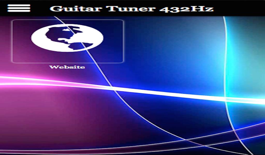 guitar tuner 432hz appstore for android. Black Bedroom Furniture Sets. Home Design Ideas