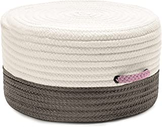 product image for Color Block Pouf FR11 Ottoman