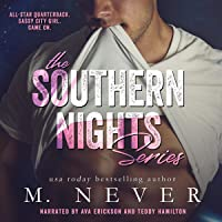 The Southern Nights Series: A Sexy Sports Romance Series
