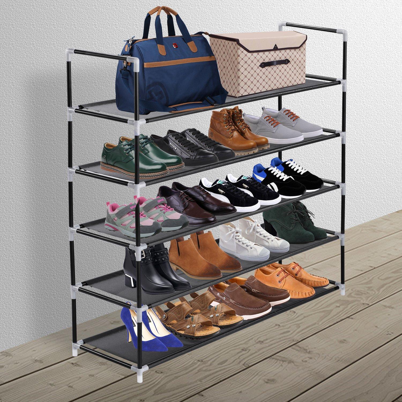 Amazon.com: Herron - Zapatero organizador de zapatos ...