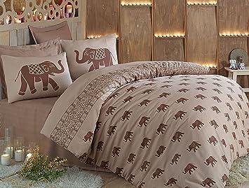 Trendy parure de lit parure de lit double avec housse de couette taie duoreiller with housse de - Housse de couette africaine ...