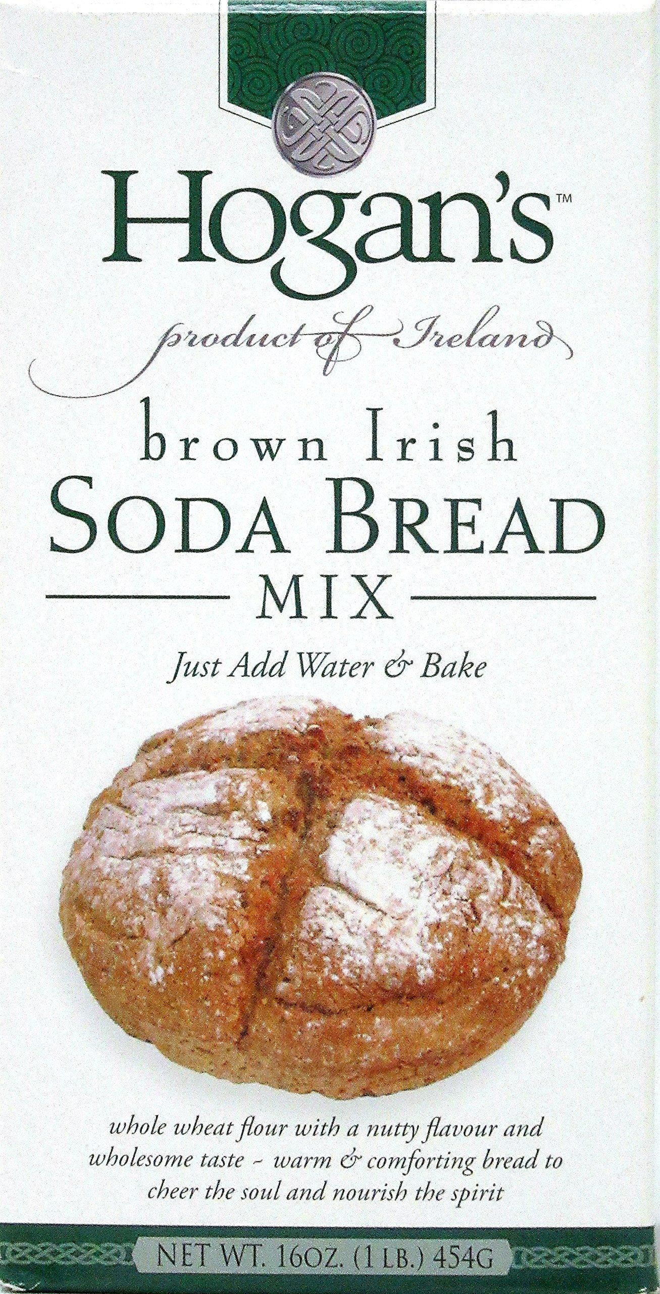 Hogan's Brown Irish Soda Bread Mix, 1 Pound