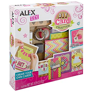 Alex toys craft do it yourself card crafter amazon toys games alex toys craft do it yourself card crafter solutioingenieria Gallery