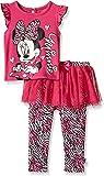 Disney Baby Girls' Minnie Mouse 2 Pc Skegging Set