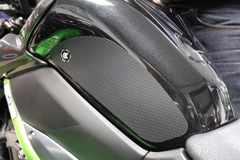 Eazi-Grip for a Kawasaki Z900 2017 Tank Grips Black PRO