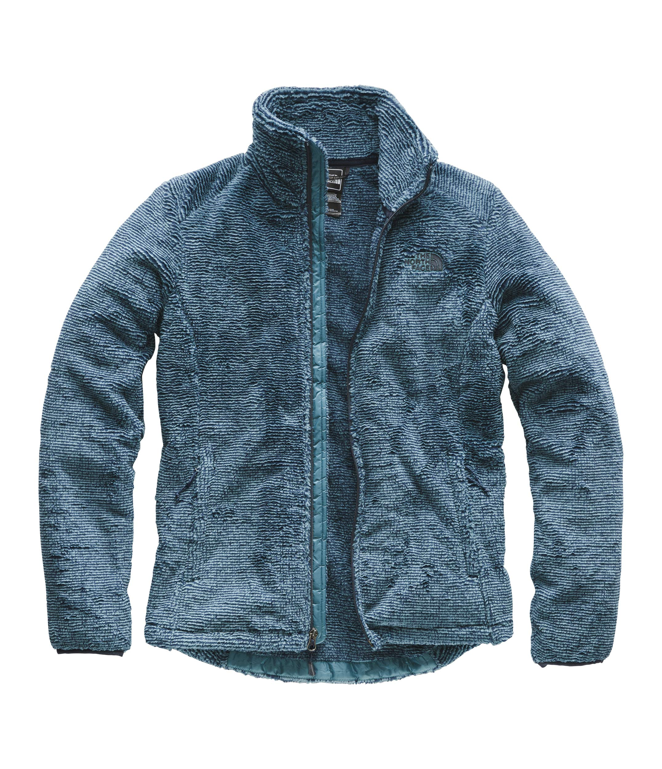 The North Face Women's Osito 2 Jacket Urban Navy/Storm Blue Stripe Medium by The North Face