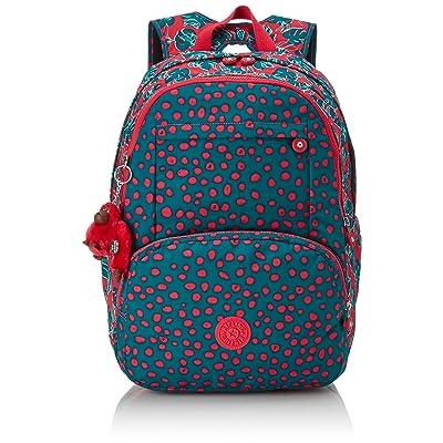 Kipling Hahnee Large Backpack Jungle Dot Play