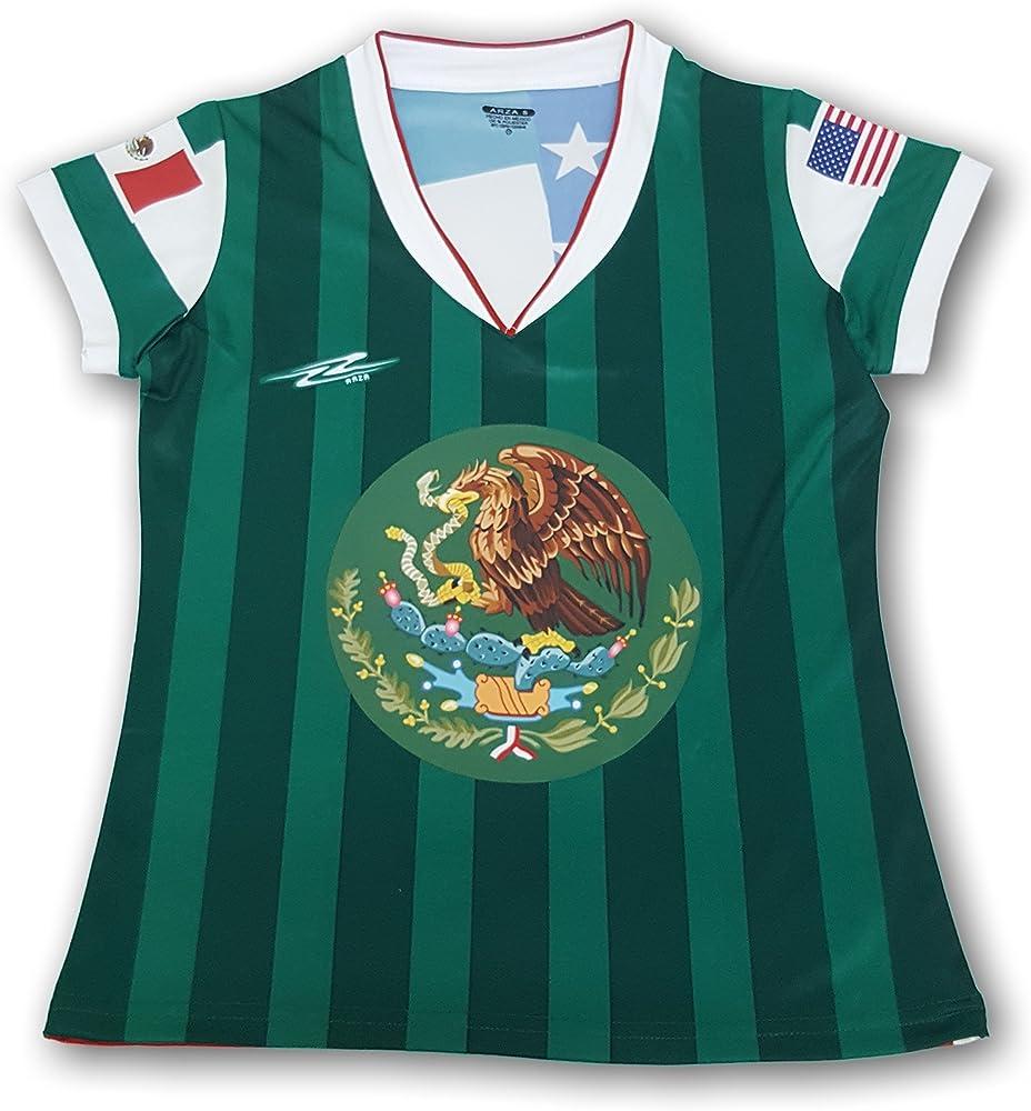 women's mexico soccer jersey