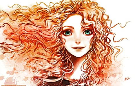 Posterhouzz Movie Brave Merida Hd Wallpaper Background Fine