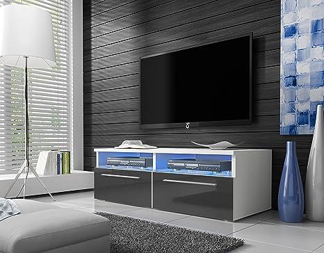Mobile Tv Moderno Sospeso : Siena mobile porta tv supporto tv moderno cm bianco