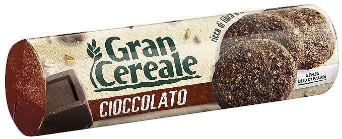 Mulino Bianco - Biscuits Gran Cereale au chocolat 230 gr