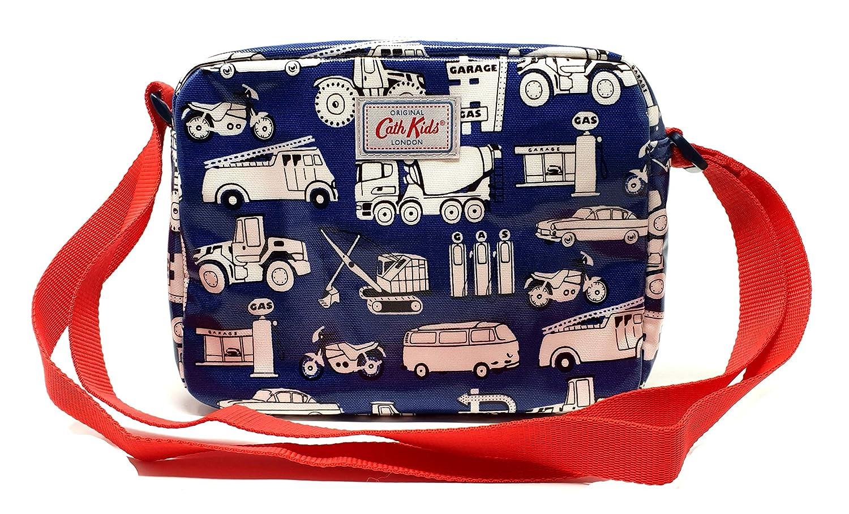 Cath Kidston「ガレージモノ」デザインのキッズランチバッグ [並行輸入品] B07HZ7KVZR