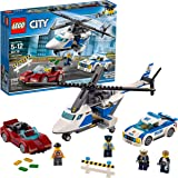 LEGO City Police High-Speed Chase 60138 Building Toy with Cop Car