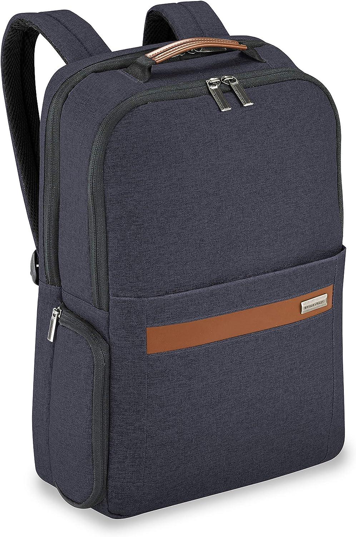 Briggs & Riley Kinzie Street - Medium Backpack, Navy, One Size