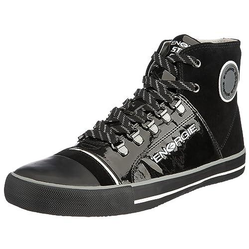 separation shoes 501c2 fb66a Energie Uomo newhollytwo Lace-Up, Nero: Amazon.it: Scarpe e ...