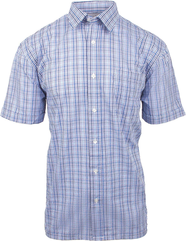 Fenside Country Clothing - Camisa de Manga Corta para ...