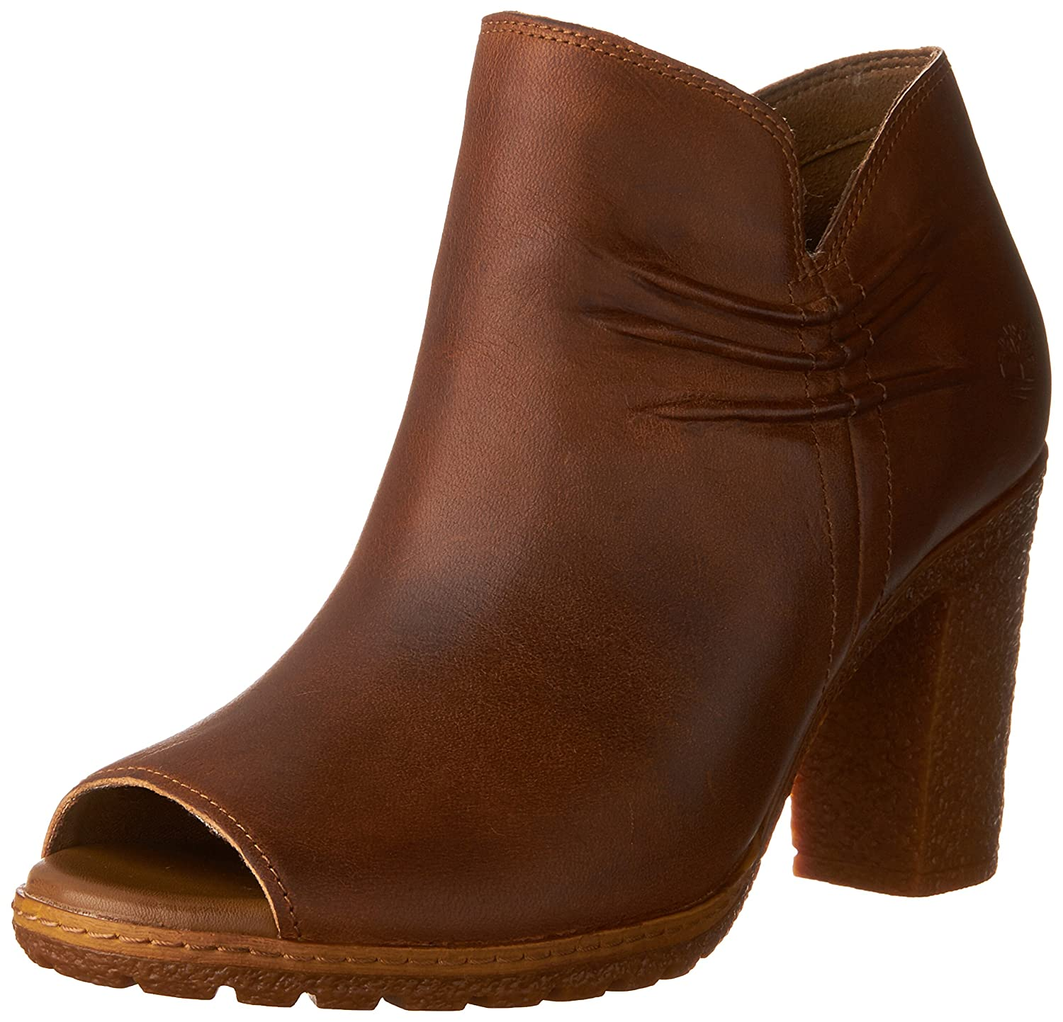 Timberland Women's Glancy Peep Toe Fashion Boots