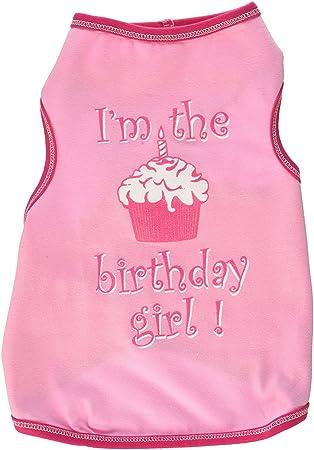 Amazon I See Spot Birthday Girl Dog Tee Shirt Tank Medium