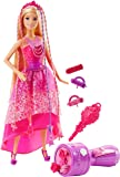 Barbie - DKB62 - Princesse Tresses Magiques