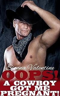 A Cowboy Got Me Pregnant Steamy Bbw Western Romance