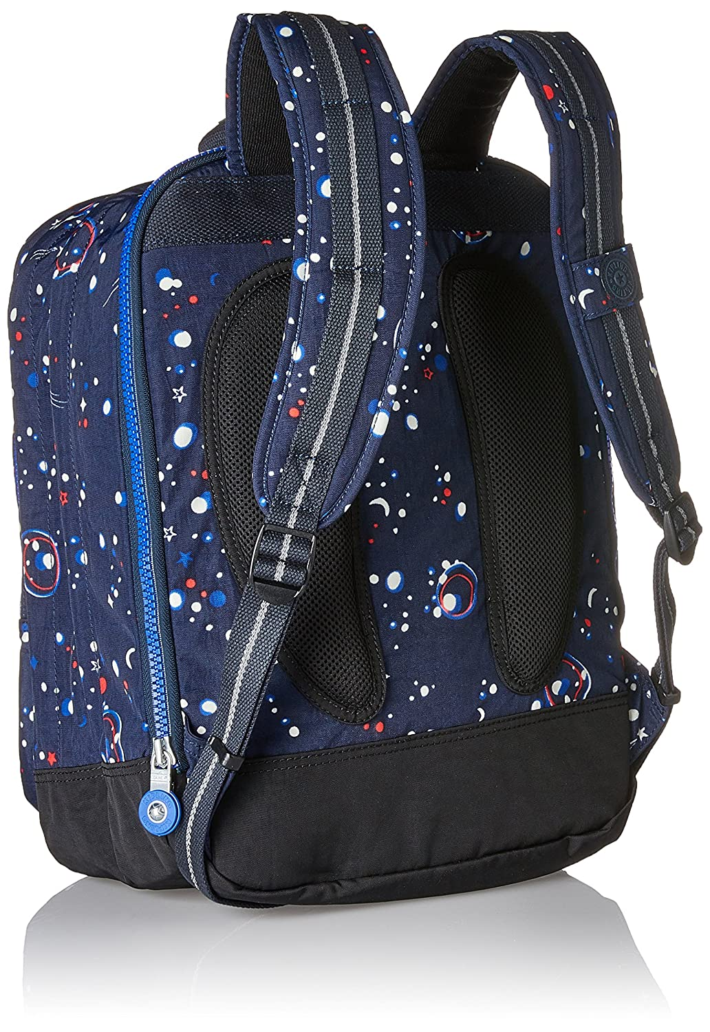 Amazon.com | Kipling College Up Large Backpack Galaxy Party | Casual Daypacks