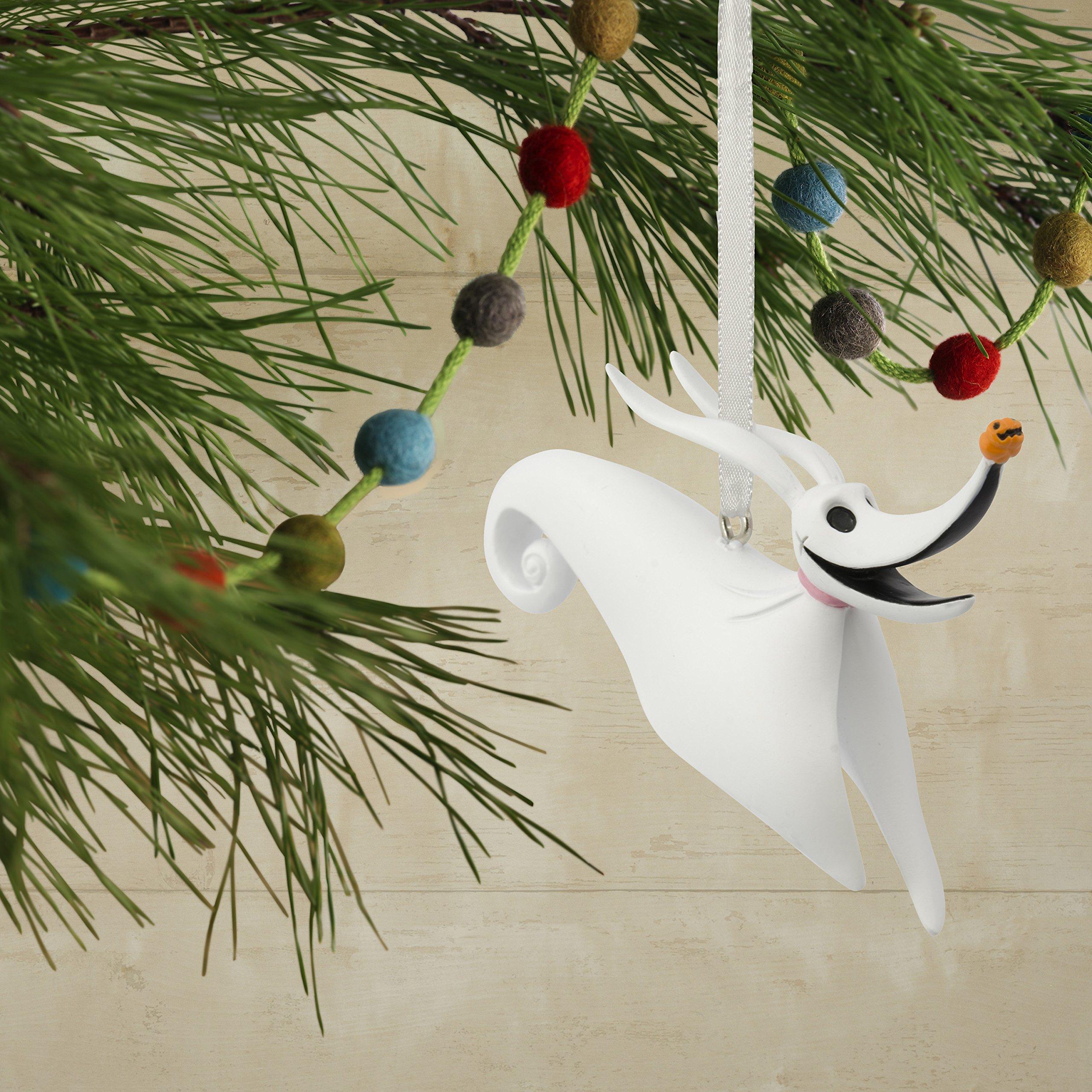 Hallmark Christmas Ornament, Disney The Nightmare Before Christmas Zero Dog, Halloween by Hallmark (Image #6)