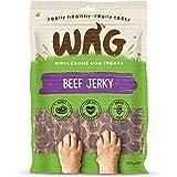 Beef Jerky 200g, Grain Free Hypoallergenic Natural Dog Treat Chew, & Breeds