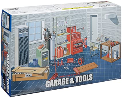 NEW TWO TOOL BOXES CRAFTMASTER DIORAMA ACCESSORIES 1//24 G