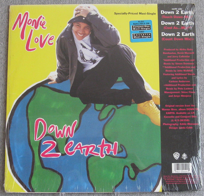 Enjoyable Monie Love Down 2 Earth Vinyl Amazon Com Music Funny Birthday Cards Online Alyptdamsfinfo