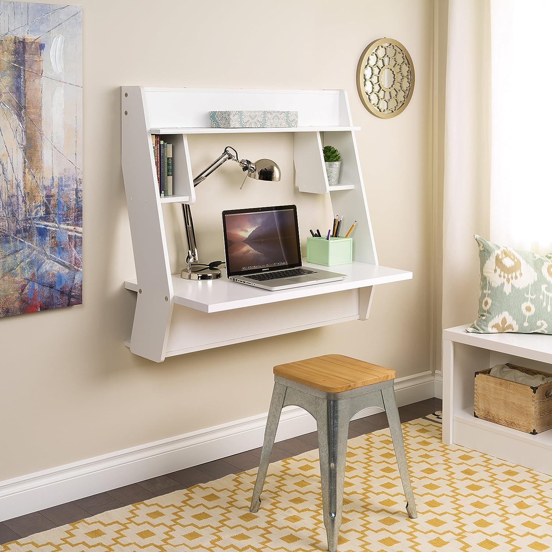 Best Computer Desks Floating Prepac