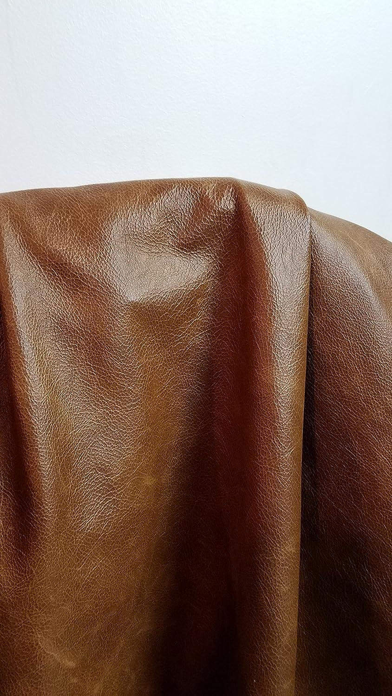 Leather Hide Marrón 2MM de espesor Silla//zapato//artesanía//Bolsos 10 pies cuadrados