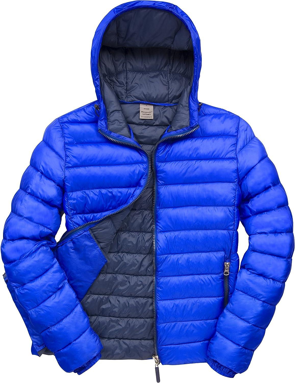 Urban snowbird hooded jacket