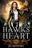 Hawk's Heart: A Reverse Harem Shifter Romance (Guardian's of the Fae Realms Book 4)
