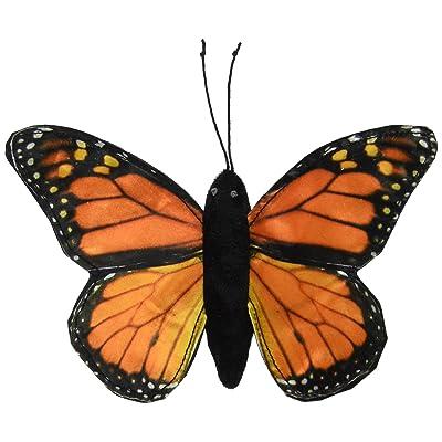 """Sunny toys 8\"""" Finger Butterfly Monarch Finger Puppet: Toys & Games [5Bkhe1401063]"""