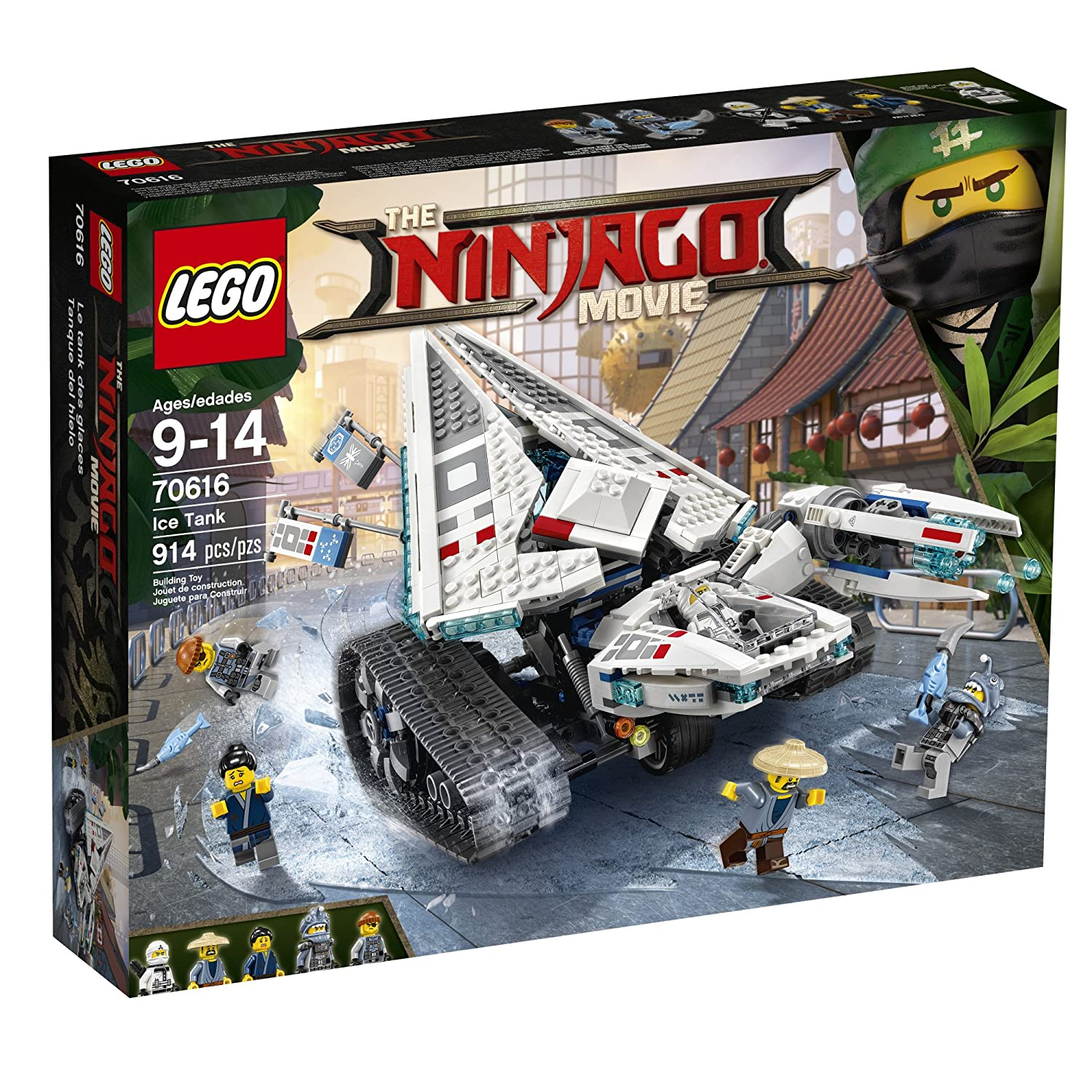 Top 9 Best LEGO Tank Sets Reviews in 2021 14