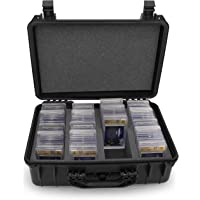 $99 » CASEMATIX Graded Card Case Compatible with 120+ BGS PSA FGS Graded Sports Trading…