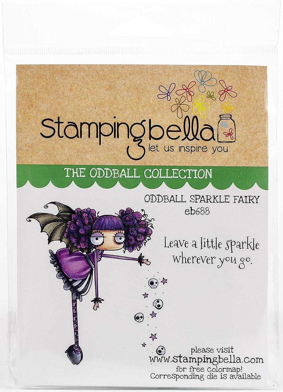 Stamping Bella Cling Stamps, Oddball Geek