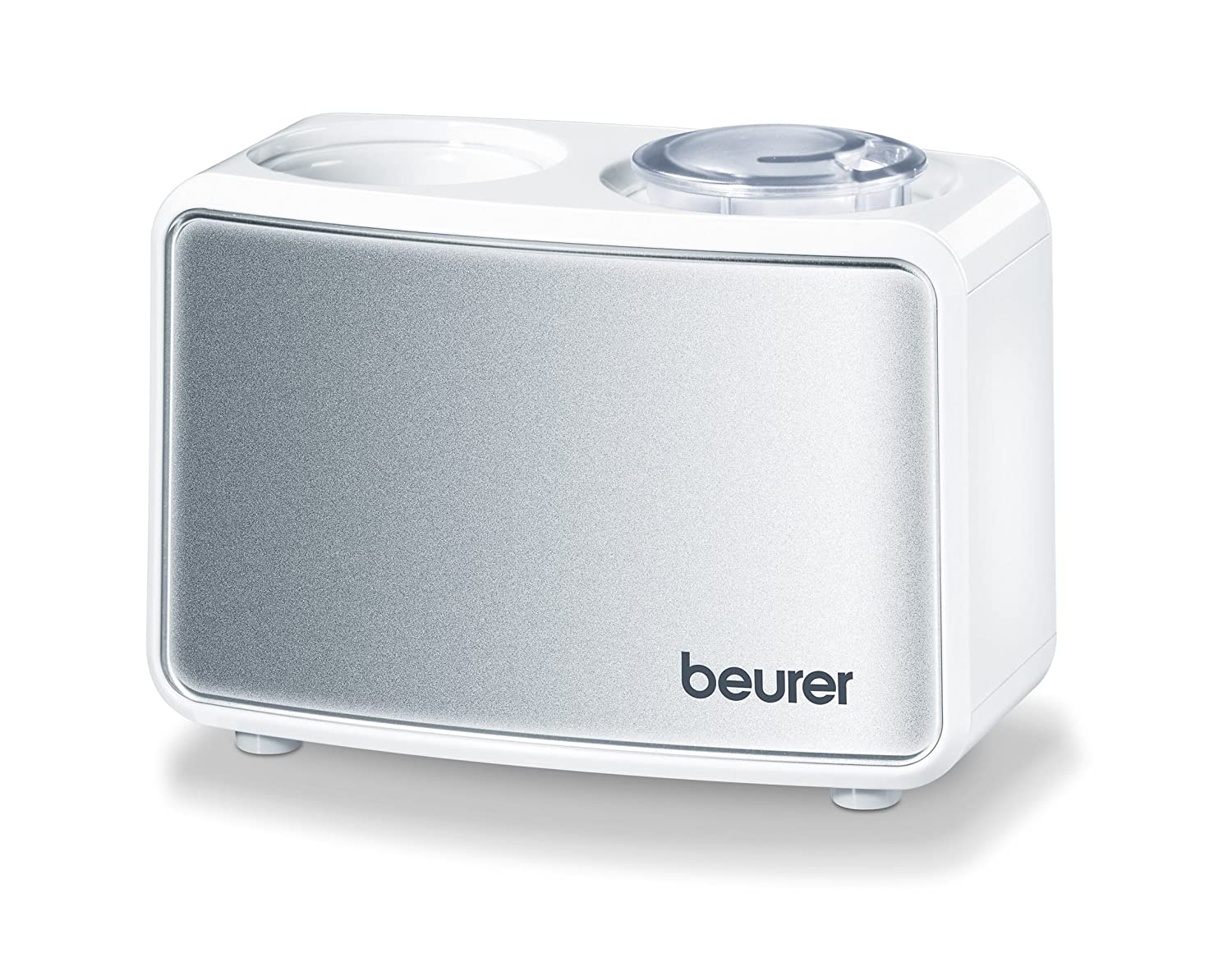 Beurer LB12 Mini Air Humidifier Ultrasonic Tech Quite, Ideal for ...