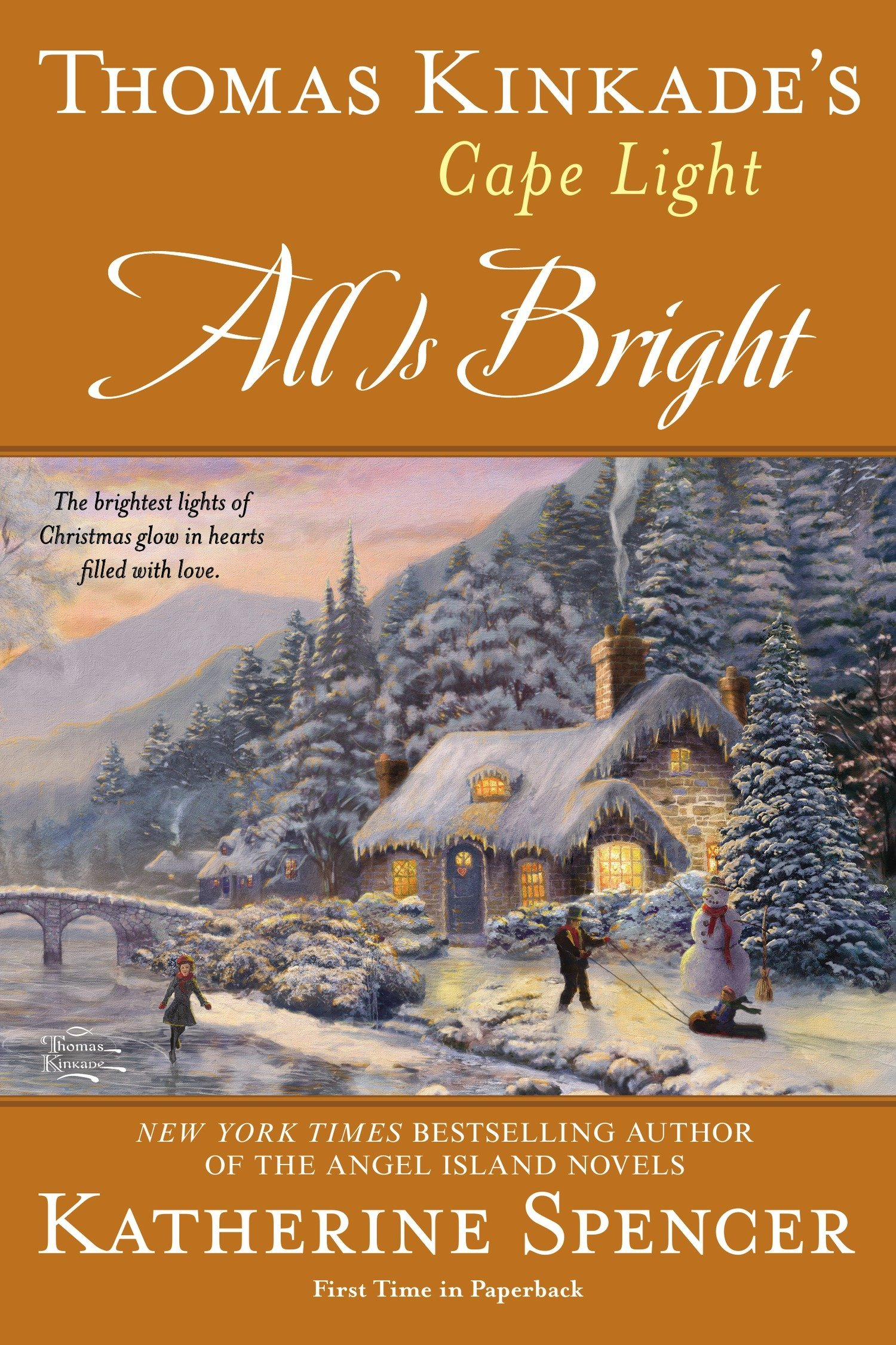 Thomas Kinkade's Cape Light: All is Bright (A Cape Light Novel) ebook