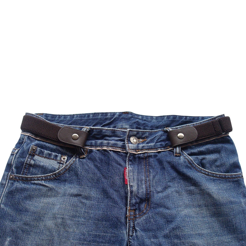 fibbia meno nessun rigonfiamento cintura per le donne, le libera e seccare le donne invisibili le cinture