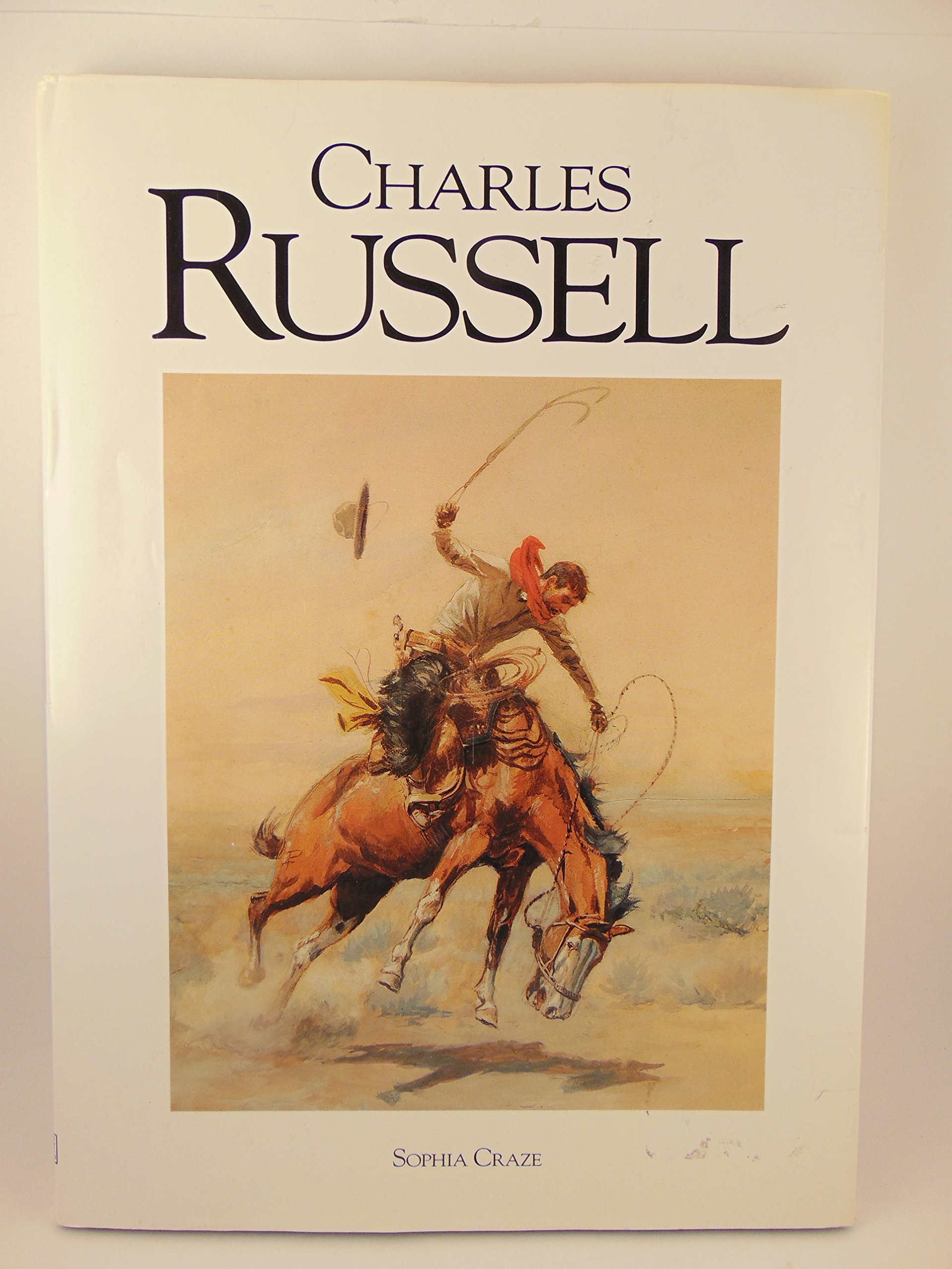 charles russell arts and artists