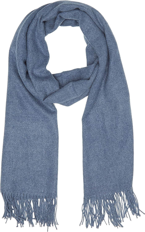 Trussardi Jeans Pashmina Knitted Sciarpa Uomo