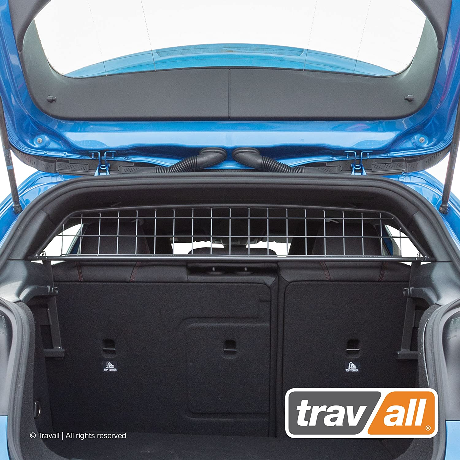 Travall Guard TDG1379 Vehicle-Specific Dog Guard