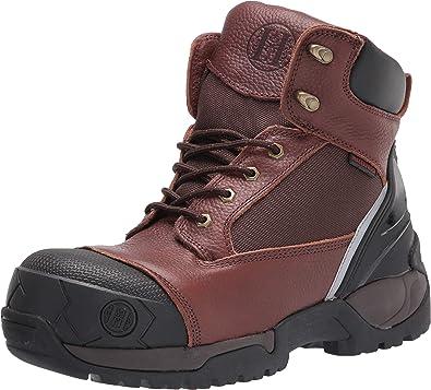 JUSRAMINC Work Boots for Men